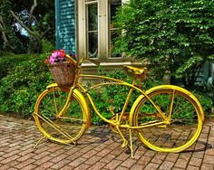 """500px / Photo """"Yellow Wheels"""" by James Kirk"""