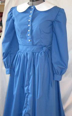 Trek Pioneer Prairie  Colonial   Dress Apron Bonnet & by MimiKee, $78.00