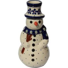 ceramic snowmen FROM HOUZZ - Google Search