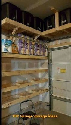 101 Garage Organization Ideas That Will Save You Space! DIY Guy Next Previous Garage Organization Ideas Garage Organization Ideas That Will Save You… Basement Remodel Diy, Garage Remodel, Basement Remodeling, Basement Ideas, House Remodeling, Remodeling Ideas, Garage Shed, Garage House, Garage Workshop