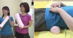 This 5 Min Japanese Technique To Cure Back Pain Is Now Spreading Globally.