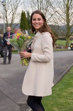 March 19, 2013 - The Duke and Duchess of Cambridge visiting the offices of Child Bereavement UK, at the charity's headquarters in The Clare Charity Centre in Saunderton, Buckinghamshire.