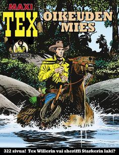 Maxi-Tex: Oikeuden mies