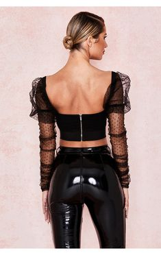 Sexy Outfits, Casual Outfits, Fashion Outfits, Motard Sexy, Latex Dress, Latex Outfit, Shiny Leggings, Sexy Latex, Leather Pants