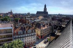 Beautiful Photography Of Cities From Around The World Wroclaw Poland