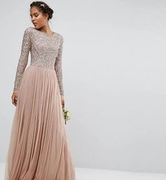 full sleeve gown dresses - Google Search