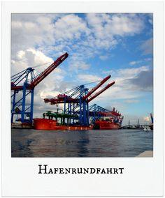 Hafenrundfahrt Elbe