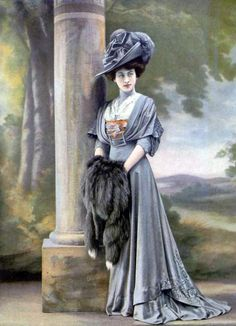 Paris Fashion from the Turn of the Last Century — Les Modes