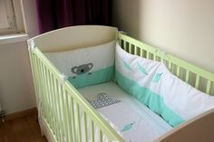 image 0 Cribs, Toddler Bed, Etsy, Image, Furniture, Home Decor, Changing Pad, Slipcovers, Cots