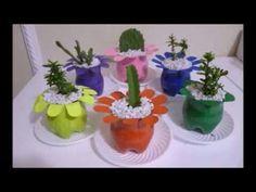 Diy Home Crafts, Diy Crafts Videos, Christmas Face Painting, Diy Friendship Bracelets Patterns, Plastic Bottle Crafts, Pet Bottle, Recycled Crafts, Diy For Kids, Flower Pots