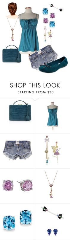 """""""Charolett's outfit for Stock car races"""" by thesassystewart on Polyvore featuring Mark Cross, Velvet, Abercrombie & Fitch, Betsey Johnson, CZ by Kenneth Jay Lane, Kevin Jewelers, Joomi Lim, SoftWalk, women's clothing and women's fashion"""