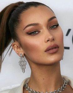 Pretty Makeup, Sexy Makeup, Kiss Makeup, Simple Makeup, Hair Makeup, Beauty Makeup, Prom Makeup, Gorgeous Makeup, Makeup Inspo