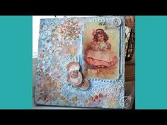 Сказочное настроение: вебинар и мастер-класс Натальи Жуковой по Микс медиа. Мастерская Wings of Art. - YouTube