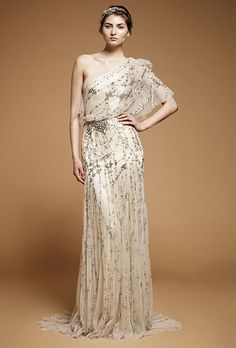 Jenny Packham. Fall 2012. Fairchild Archive.