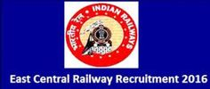 East Central Railway Constable Posts Recruitment 2016