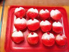 Bobber Cupcakes — Birthday Cakes cakepins.com