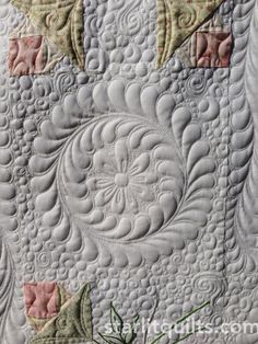 How Does Your Garden Grow - Quilt Pictures, Patterns & Inspiration... - APQS Forums