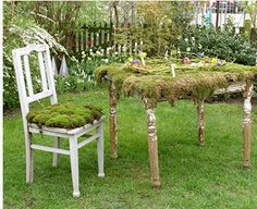 Vintage Chairs Get Up-cycled | Second Shout Out