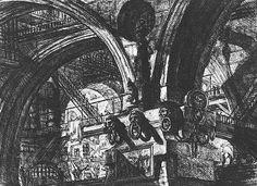 The Prisons of Piranesi | John Guy Collick