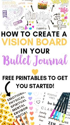 Best BULLET JOURNAL Inspiration images in 2020
