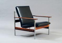 1001 AF Lenestoler  designer: Sven IvarDysthe  land: Norge produsent: Dokka Møbler  periode: 1960