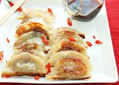 Pot Stickers Creole Style - Creole Contessa
