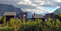 alric galindez architects builds abstract MD house in patagonia
