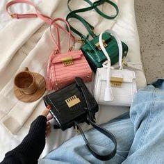 Mini PU Leather Crossbody Bags For Women – sherazad shop Leather Crossbody Bag, Pu Leather, Crossbody Bags, Hermes Kelly, Luggage Bags, Tote Handbags, Female, Handle, Shoulder