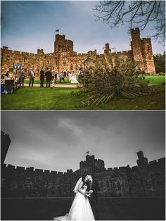 Peckforton Castle Wedding Photographs - Holly and Tim | Jonny Draper Blog