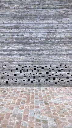 Galería de Escuela Grupo Paulette-Deblock / zigzag architecture  - 12