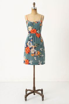 A cute, simple summer dress or great for layering in the winter and fall.