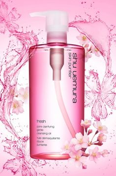 Shu Uemura Cleansing Oil!  Amazing at removing make up, my fav is Fresh!