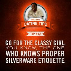 Crazy Eyes dating advice OITNB