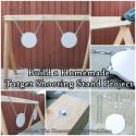 Build a Homemade Target Shooting Stand Project