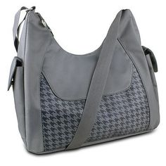 nice Travelon Hack-Proof Large Everyday Hobo Bag w RFID Protection Gray - For Sale View more at http://shipperscentral.com/wp/product/travelon-hack-proof-large-everyday-hobo-bag-w-rfid-protection-gray-for-sale/