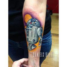 R2D2 - Star Wars
