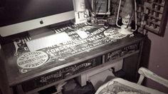 LaSoffittadiPantYra!: Quel mio di mezzo: una DeskDark!