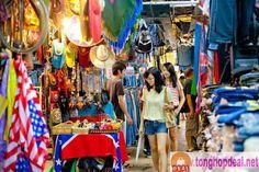 18 khu chợ đêm Bangkok nổi tiếng và thú vị nhất