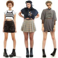 So much fresh is up for grabs NOW in the shop! era and more! Rebel Fashion, 80s And 90s Fashion, 90s Fashion Grunge, Grunge Outfits, Fashion Outfits, Womens Fashion, Fashion Ideas, Estilo Grunge, Skinny