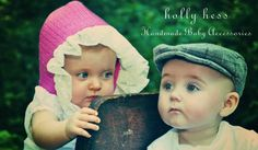 bbc5b44a990 Holly makes the cutest baby hats!! Flat Cap