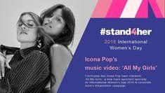 #stand4her - 'All My Girls 'Icona Pop music video https://www.avon.uk.com/store/Tankinscosmetics