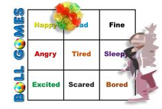 Games that involve throwing or tossing balls in class are great for young learners. You can make a grid with vocabulary words and have your young learners tell you what word the ball landed on. This is great for word recognition as well as speaking practice. The best part is, your kids will have lots of fun!   What games do you play using balls in the classroom?