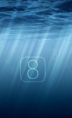Undersea-iOS-8-iphone-ios7-wallpaper-ilikewallpaper_com.jpg 744×1216 pixels