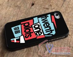 Twenty One Pilots Phone Cases For iPhone 4/4s/5/5s/5c Cases, iPhone 6/6+ Cases, iPad 2/3/4 Cases and Samsung S2/S3/S4/S5 cases
