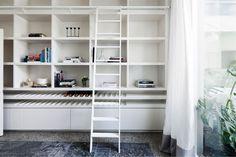 Wine shelf/ book shelf...needs more books...and wine