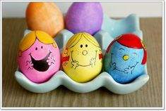 Beautiful Ideas For Painting Eggs