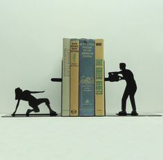 FUNNY....Interesting Bookends