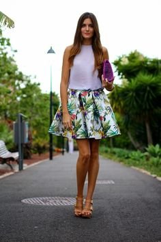 Marilyn's Closet - FASHION BLOG: Tropical and Simple