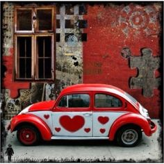 red heart bug- Imgend