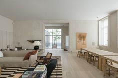 T FALL DESIGN - T Magazine, serenely sanded floors!